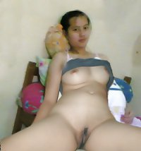 Indonesian busty mother